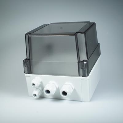 Abbildung zeigt Produkte der Kategorie Schutzgehäuse PanBox