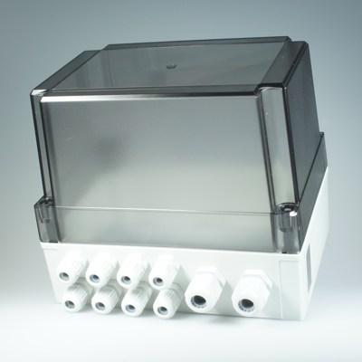 Abbildung einer Panbox 1x4