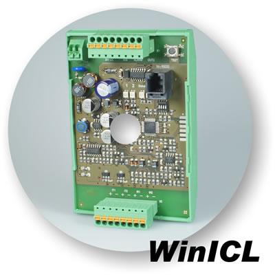 Abbildung zeigt Software WinICL