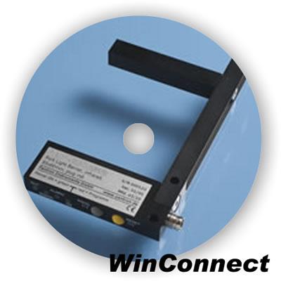 Abbildung zeigt Software WinConnect