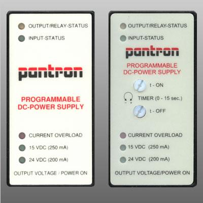 Abbildung zeigt Produkte der Kategorie Stromversorgungen