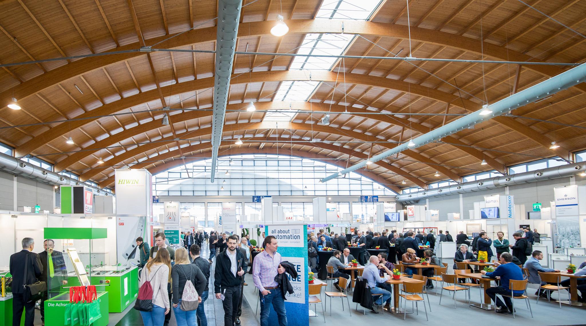All About Automation Friedrichshafen